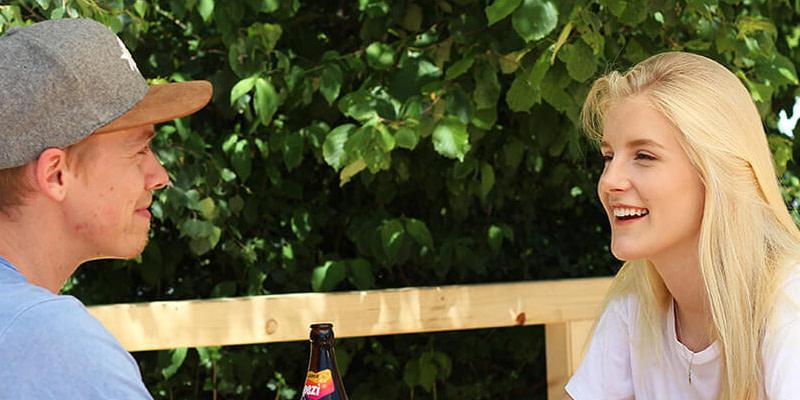 Thomas und Charlotte von myposter Online Marketing Blog