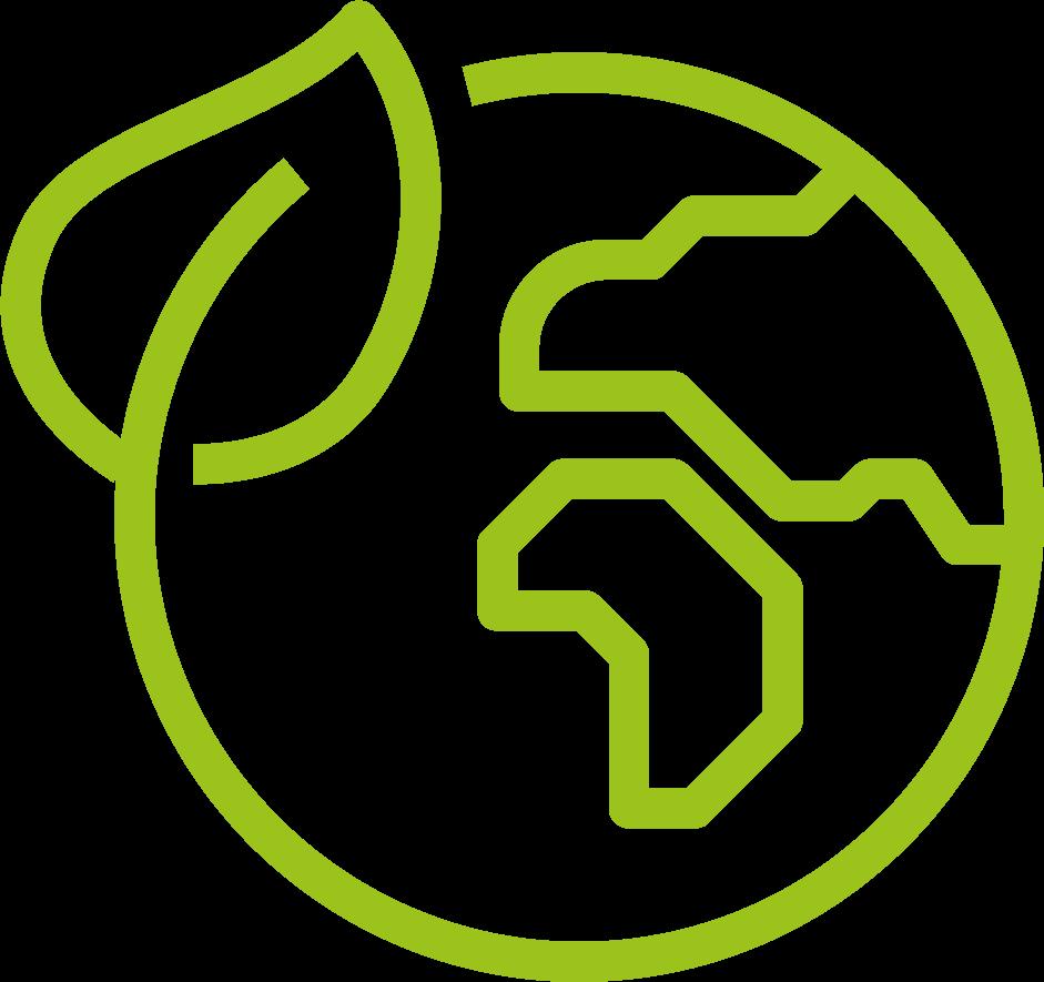 Nachhaltig geliefert